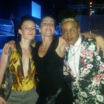 Toya Delazy Ally and Natalie at South African Fashion Week